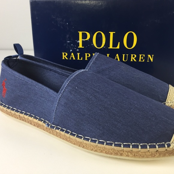 Polo by Ralph Lauren Shoes   Polo Ralph Lauren Mens Espadrilles ... 937f7e05dcfd